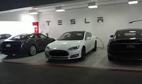 Tesla Supercharger Map Tesla Store Washington Square Free Electric Car Charging 42