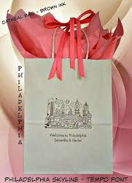 personalized wedding welcome bags 19 best welcome bags images on wedding welcome bags