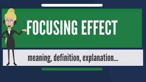 What Is Cocktail Party Effect - what is focusing effect what does focusing effect mean focusing
