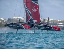 america u0027s cup southern spars ac50 build for emirates team nz video