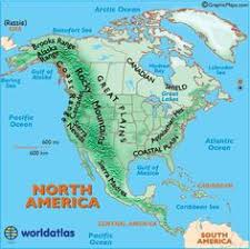 free north america printables geography ideas and resources