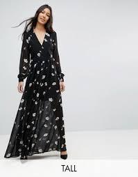 tall dresses maxi u0026 long dresses asos