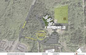 Stevens Campus Map Stevens Elementary Might Move Next To College The Daily World