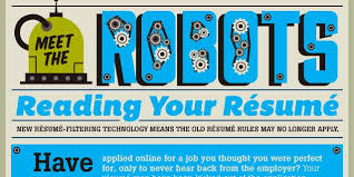 Business Insider Resume How To Get Past The Robots That Are Reading Your Resume Business