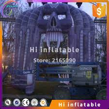 online get cheap halloween inflatable arch aliexpress com