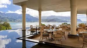 kauai fine dining st regis princeville private dining