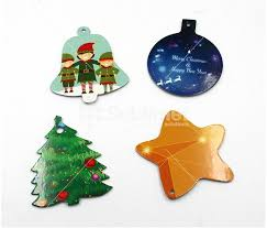 sheets of 8 ornaments a4 for sublimation