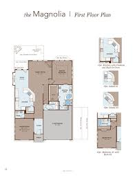 magnolia home plan by gehan homes in sommerall park