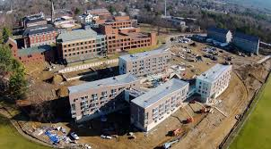 amherst college amherst college greenway dormitories rainscreen solutions