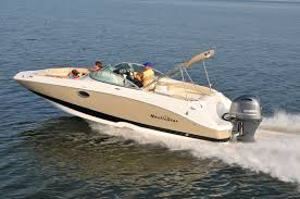 nauticstar 243 dc sport deck offers style and performance wrapped