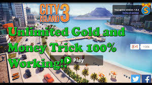 unlimited money on design home city island 3 unlimited gold and money trick 100 working youtube