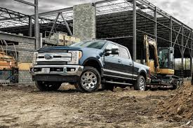 electric pickup truck 2018 ford super duty pickup truck the strongest toughest