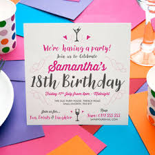 personalised invitations notonthehighstreet
