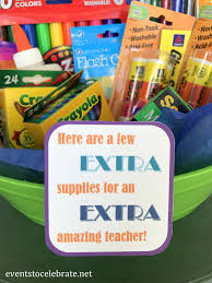 Teacher Halloween Gifts Teacher Appreciation Gift Supplies Events To Celebrate