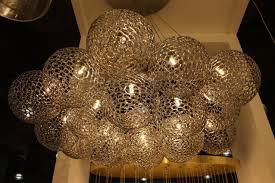 Modern Sphere Chandelier Elegant Globe Chandelier Lighting Glass Globe Sphere Pendant Light