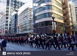 chicago illinois usa november 23 2017 thanksgiving parade