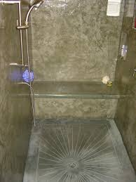 shower corner showers beautiful concrete shower base fixer upper