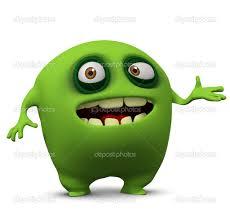 cute green alien u2014 stock photo bertoszig 13303277