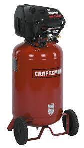 craftsman 16732 2 hp vertical portable tank air compressor 33