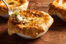 easy thanksgiving leftover recipes turkey pot pie recipe chowhound