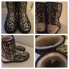 ugg flash sale 49 ugg shoes flashsale snake print uggs from