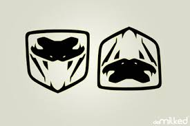 dodge ram logo history 14 unfortunate logo perspectives you can t unsee