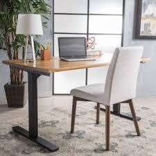 Office Chair For Standing Desk Modern Standing Desks Allmodern