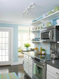 Cottage Kitchen Lighting by Before And After Cottage Kitchen Cottage Kitchens Tiffany Blue