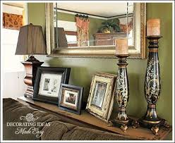 Decorating Sofa Table Behind Couch by 26 Best Sofa Table Behind Couch Images On Pinterest Sofa Tables