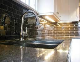 Color Schemes For Kitchen Subway Tiles Backsplash Outofhome - Brown subway tile backsplash