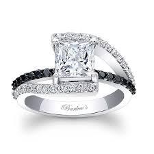 white and black diamond engagement rings black diamond engagement rings designed by barkev s barkev s