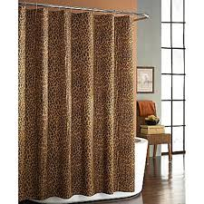 Animal Shower Curtain Animal Printed Shower Curtains Interior Design