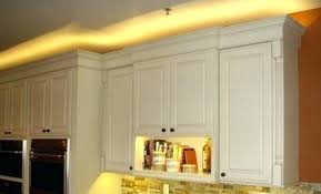ideas for cabinet lighting in kitchen 6 types of kitchen accent lighting lighting tutor