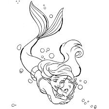 mermaid 18 animation movies u2013 printable coloring pages