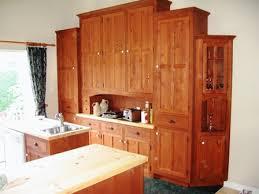 armoire de cuisine en pin cuisine en bois en pin en érable en bois exotique en plaquage