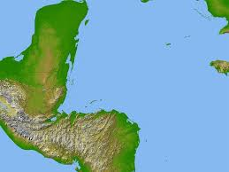 Map Of Mexico 1821 The World Factbook U2014 Central Intelligence Agency