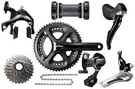 shimano road groupsets the hierarchy 2017
