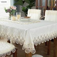 wedding table linens for sale vezon sale elegant lace tablecloth for wedding party home daily