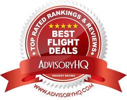top 6 best flight deals 2017 ranking best airfare deals