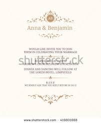 Monogram Wedding Invitations Wedding Monogram Stock Images Royalty Free Images U0026 Vectors