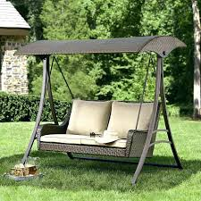 Swinging Patio Chair Best Of Swing Patio Furniture For Single Person Porch Swing 97