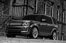 land rover lr4 blacked out 2011 a kahn design discovery conceptcarz com