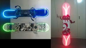 light up snowboard boots i don t know how you would do this but a light up snowboard would be