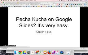 pecha kucha on google slides youtube
