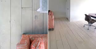 how to plywood wide plank floor diy crafts handimania