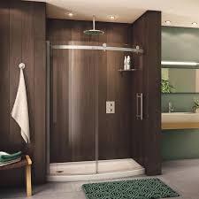 Arched Shower Door Fleurco Shower Door Novara Bowfront 60 Curved Door And Panel