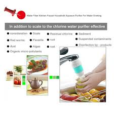 Water Filters For Kitchen Faucet Aliexpress Com Buy Pvc Water Filter Kitchen Faucet Household