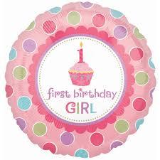 1st birthday girl 1st birthday balloons world online