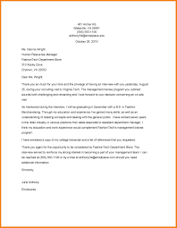 thank you letter headhunter images letter format examples