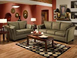elegant dark brown three seat sofa design formal living room more